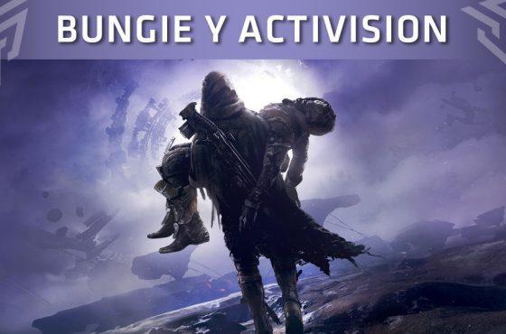 Bungie rompe con Activision y se queda con los derechos de Destiny 2