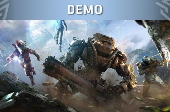 BioWare ofrece nuevos detalles sobre la demo de Anthem