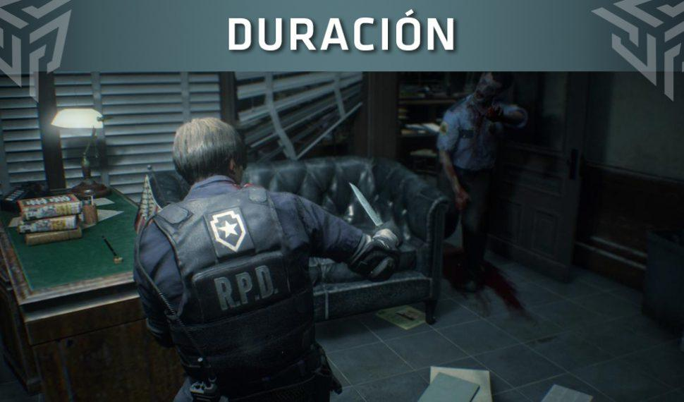 Resident Evil 2 Remake revela su duración aproximada