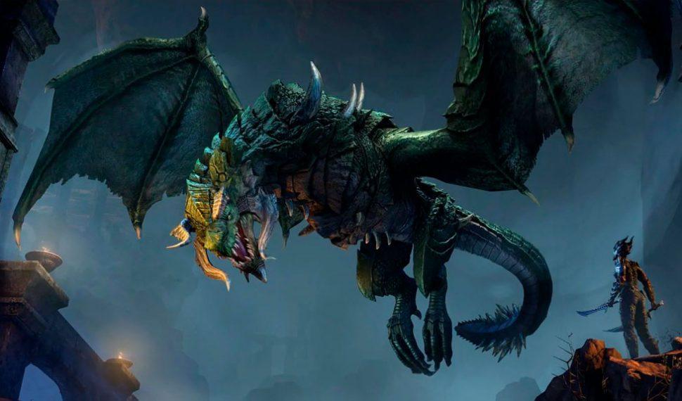 The Elder Scrolls Online anuncia Elsweyr: la temporada del dragón