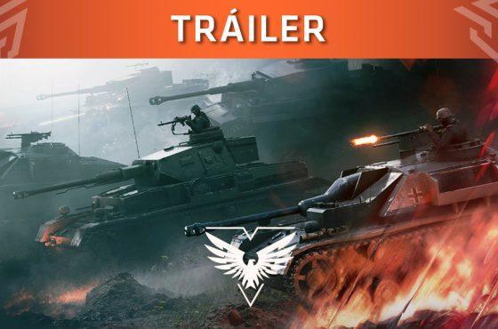 Battlefield V lanza el tráiler del capítulo 2 de Vientos de Guerra: 'Relámpagos de Guerra'