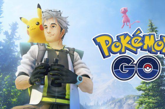 Un estudio revela que Pokémon Go creció un 35% durante 2018 con respecto a 2017