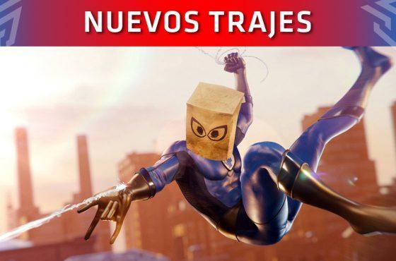 Los 4 Fantásticos llegan en forma de trajes a Marvel's Spider-Man