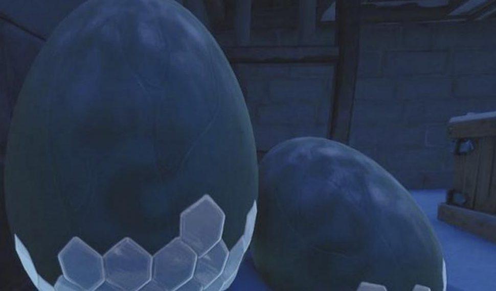 ¿Dragones en Fortnite? Unos misteriosos huevos podrían ser la clave