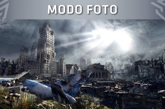 Metro Exodus contará con un 'Modo Foto'