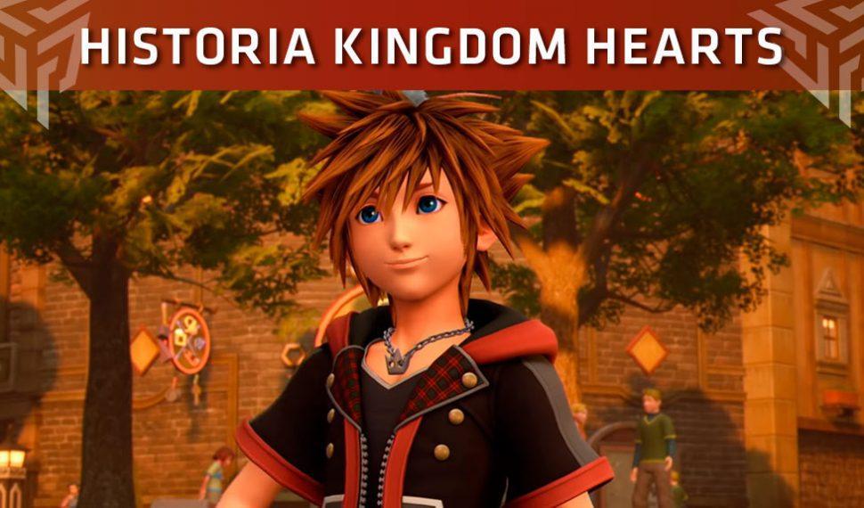 Kingdom Hearts: Resumen completo de la historia