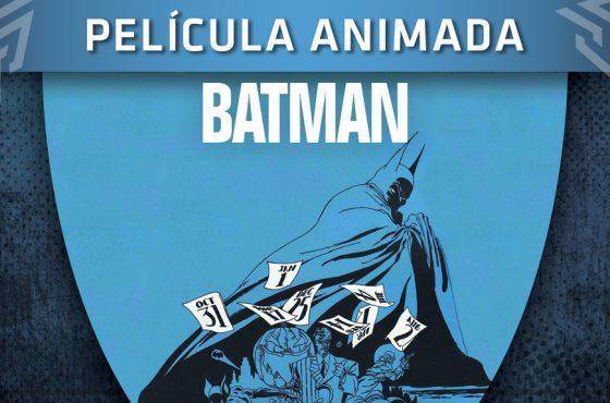 'Batman: El largo Halloween' contará con una película animada de dos partes