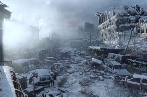 Metro Exodus para PC será exclusivo de la tienda de Epic Games