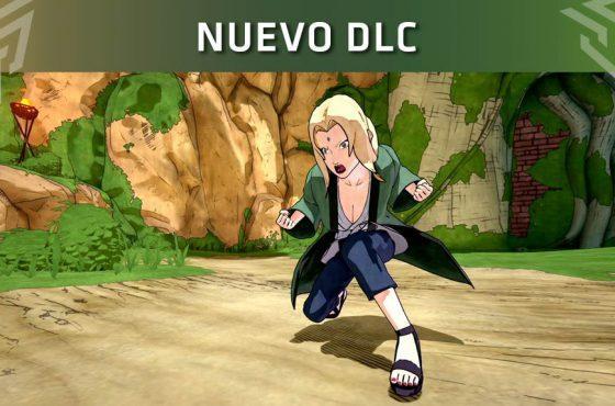 Naruto to Boruto: Shinobi Striker recibe un DLC de Tsunade
