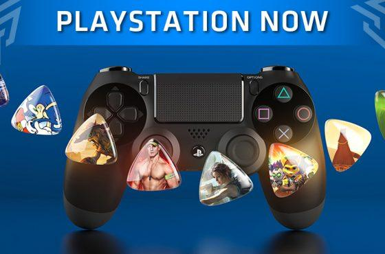 Lista de videojuegos descargables del servicio PlayStation Now