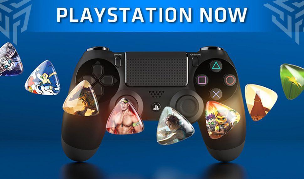 Lista de videojuegos descargables del servicio PlayStation Now