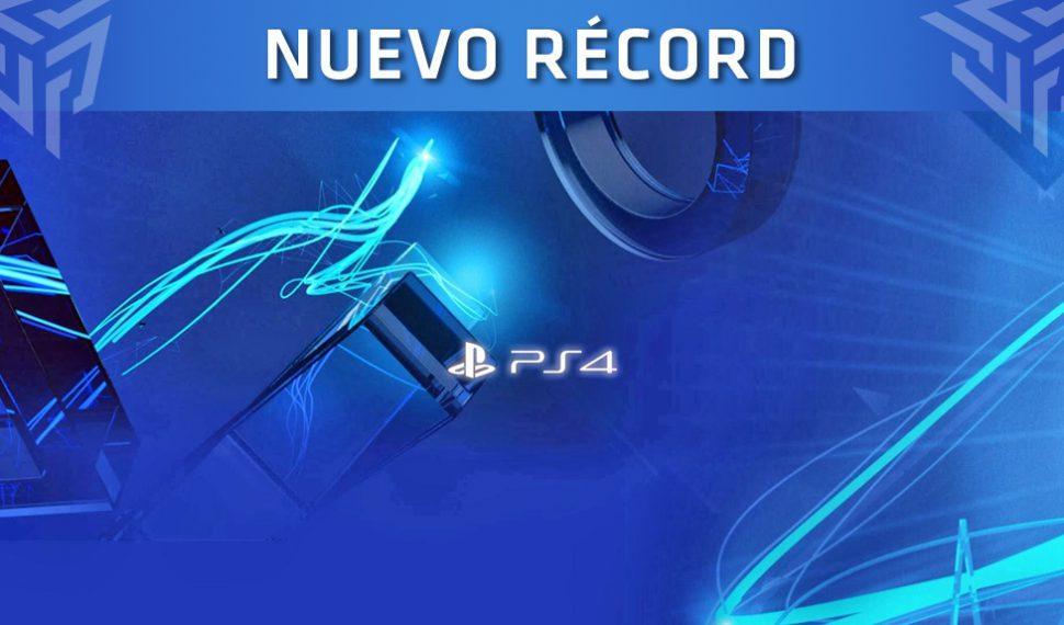 Sony supera las 91,6 millones de PlayStation 4 vendidas en todo el mundo
