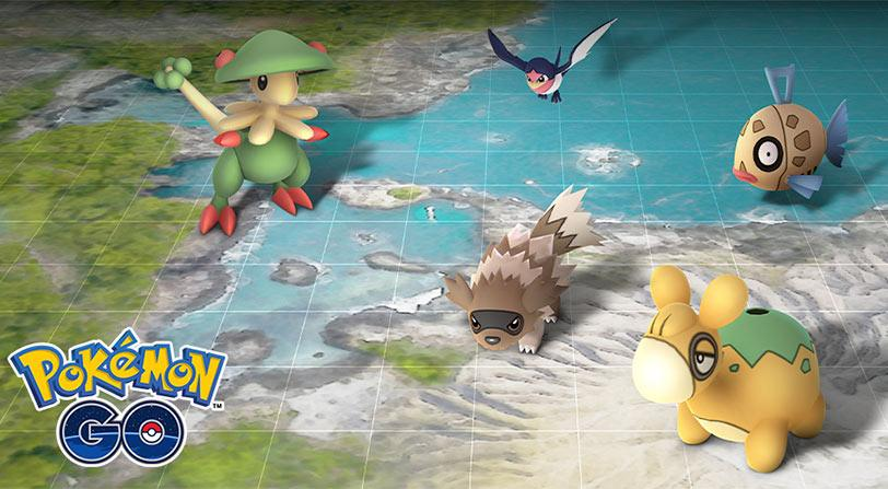 evento pokemon go hoenn