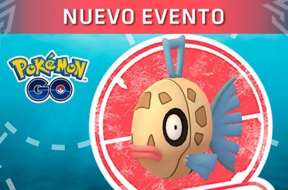 Consigue un Feebas shiny en el nuevo evento de Pokemon GO