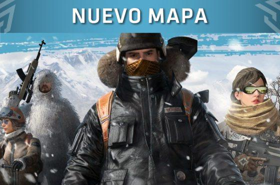 PlayerUnknown's Battlegrounds estrena el nuevo mapa Vikendi en Xbox One