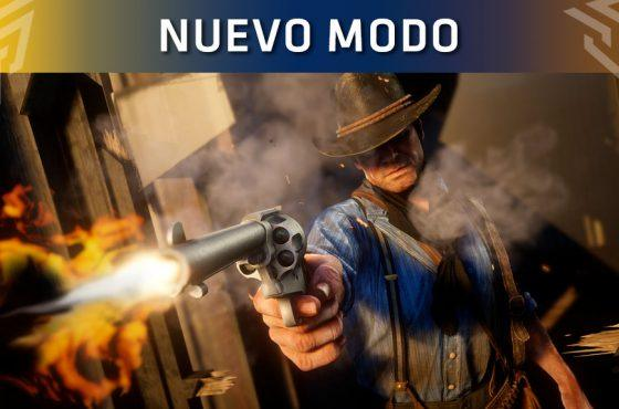 Red Dead Online recibe un modo Battle Royale