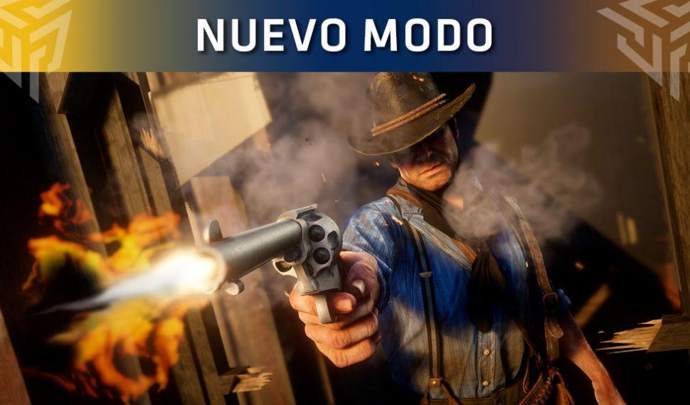 Red Dead Online recibe un modo Battle Royale