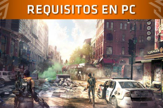 The Division 2 anuncia sus requisitos para PC