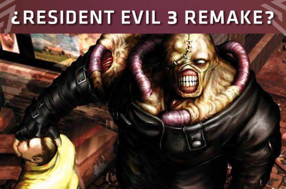 Resident Evil 3 Remake podría ser posible si los fans lo solicitan