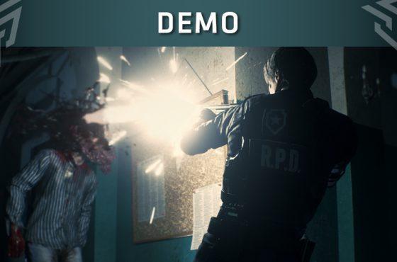 La demo de Resident Evil 2 supera el millón de jugadores