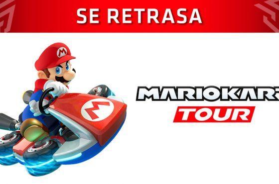 Mario Kart Tour se retrasa hasta verano de 2019