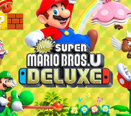 Análisis de New Super Mario Bros U Deluxe