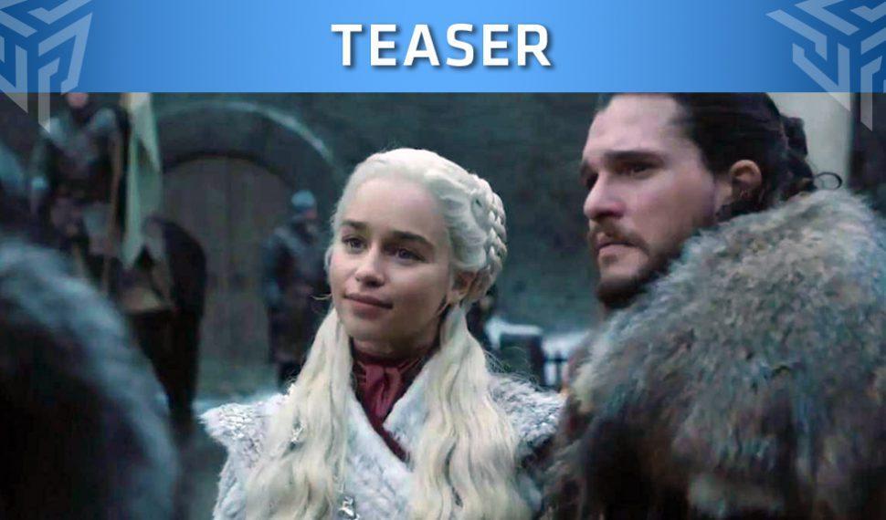 HBO avanza un teaser de la nueva temporada de Juego de Tronos