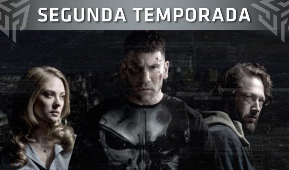 La segunda temporada de The Punisher ya cuenta con fecha de estreno
