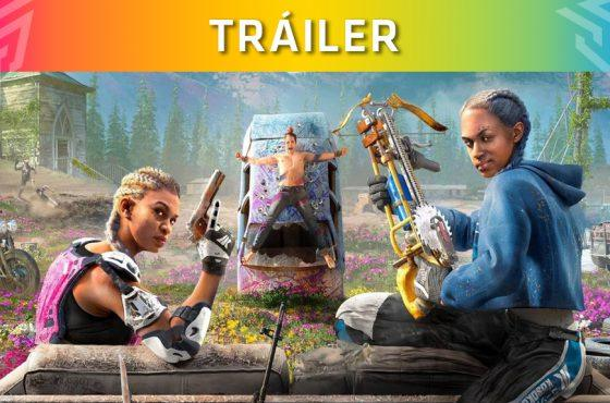 Far Cry: New Dawn lanza un tráiler centrado en su historia