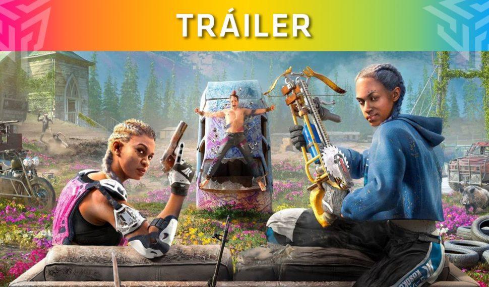 Far Cry: New Dawn lanza un tráiler centrado en su historia