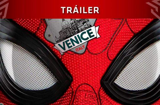 Primer tráiler de Spider-Man: Far From Home