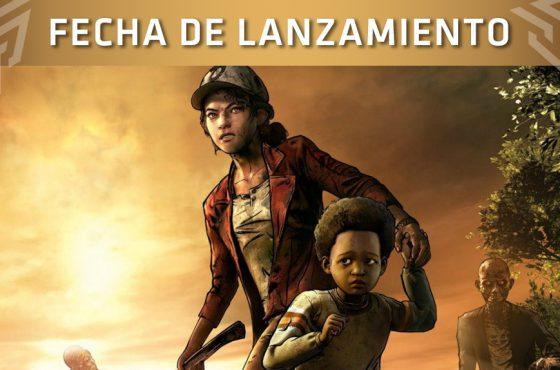 Confirmada la fecha de lanzamiento del episodio 4 de The Walking Dead: The Final Season