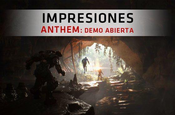 [Opinión] La Demo Abierta de Anthem: Una secuela muy necesaria