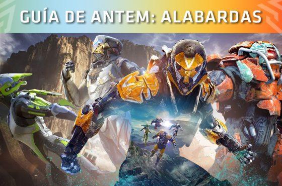 Guía de Anthem – ¿Qué Alabarda escoger?