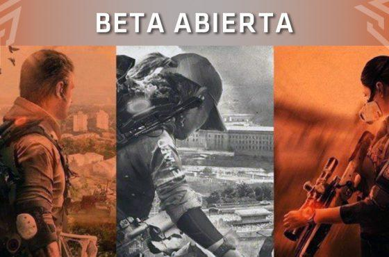 ¡La Beta Abierta de The Division 2 ya está disponible!