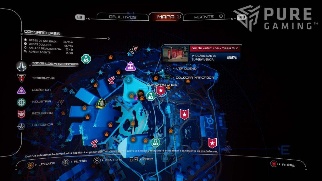 analisis crackdown 3