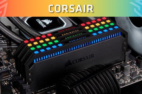 ¡Corsair anuncia su nueva memoria DDR4 Dominator Platinum RGB!