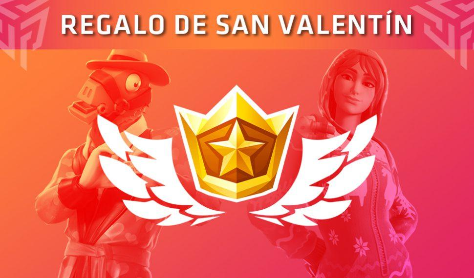 "Fortnite: Battle Royale ""regala"" su Pase de Batalla por San Valentín"