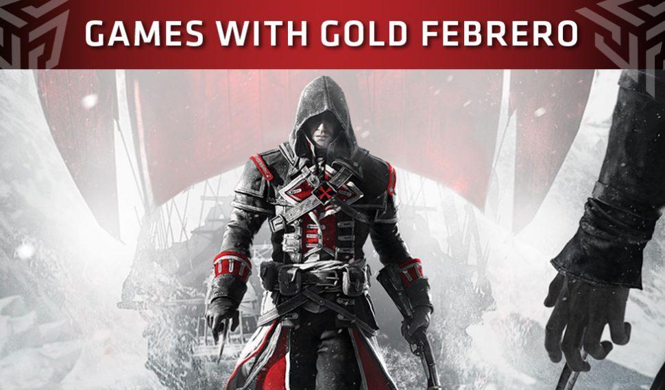 Xbox Live Gold: Juegos gratuitos del mes de febrero