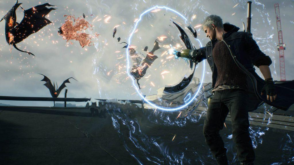 impresiones devil may cry 5