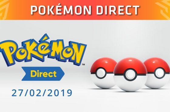 """Nintendo anuncia un nuevo """"Pokémon Direct"""""""