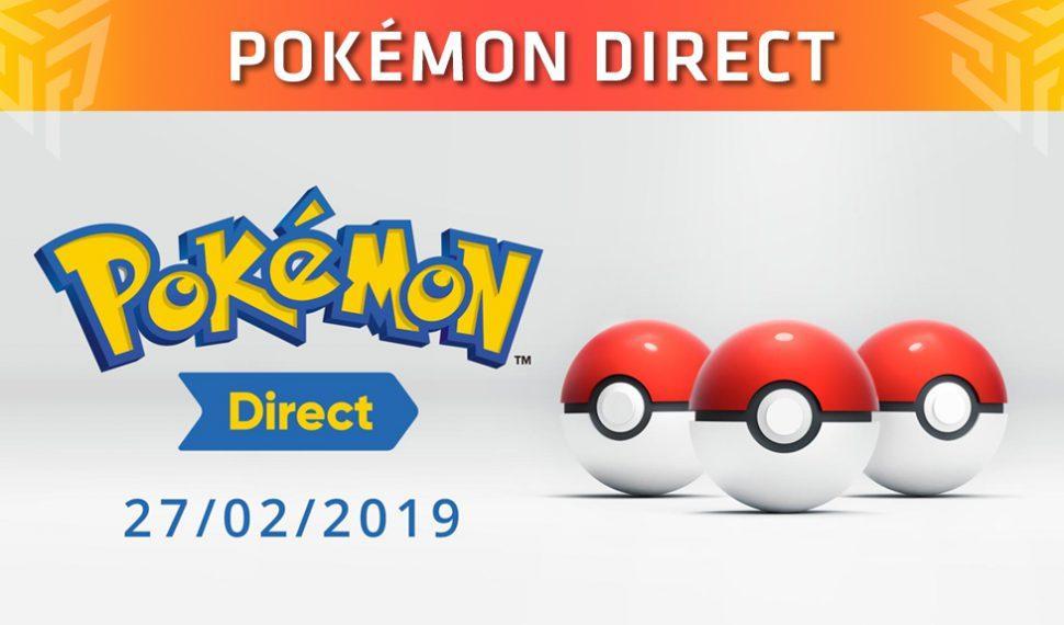 Nintendo anuncia un nuevo «Pokémon Direct»
