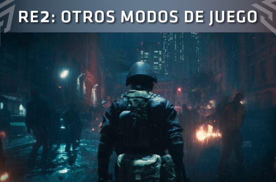 Resident Evil 2: Cómo desbloquear todos los modos de juego y munición infinita