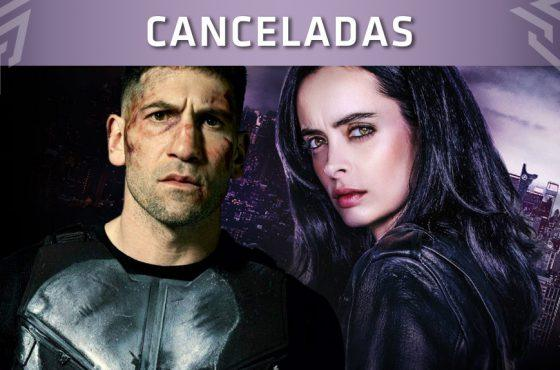Netflix cancela finalmente las series The Punisher y Jessica Jones