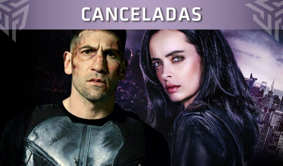 Netflix cancela finalmente las series The Punisher y Jessica Jones