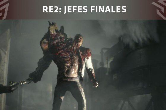 Resident Evil 2 Remake: Cómo derrotar a todos los jefes finales