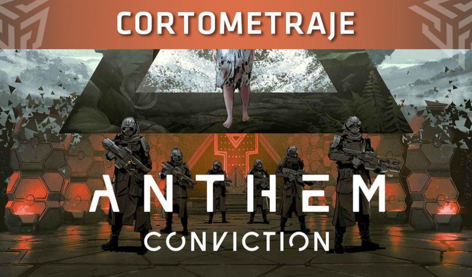 Neill Blomkamp ha realizado un cortometraje de acción real de Anthem