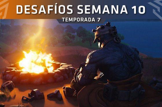 Desafíos Semana 10 de Fortnite (Temporada 7) – Misiones y localizaciones