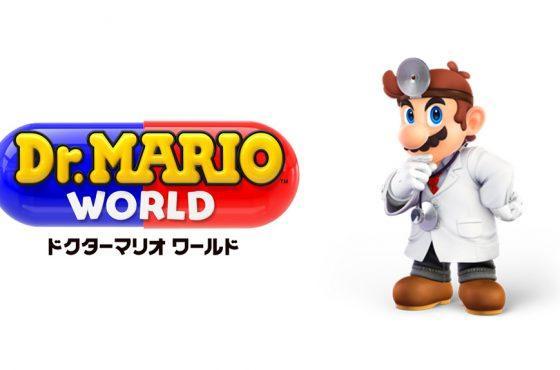 Nintendo anuncia Dr. Mario World para iOS y Android
