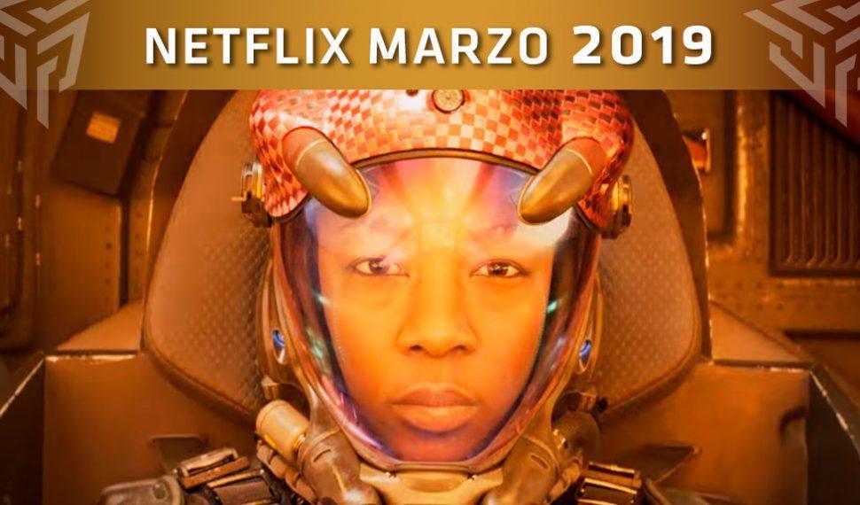 Los estrenos destacados de Netflix España en marzo 2019